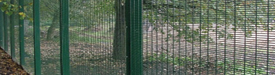 SecureGuard Mesh Fencing Contractor