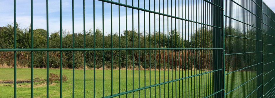 school playing field fencing contractor
