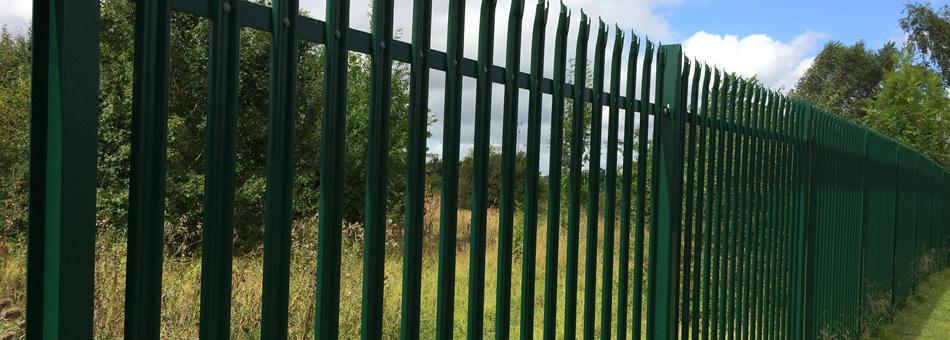 council park fencing installer