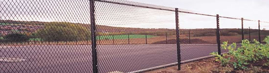sports pitch fencing contractors