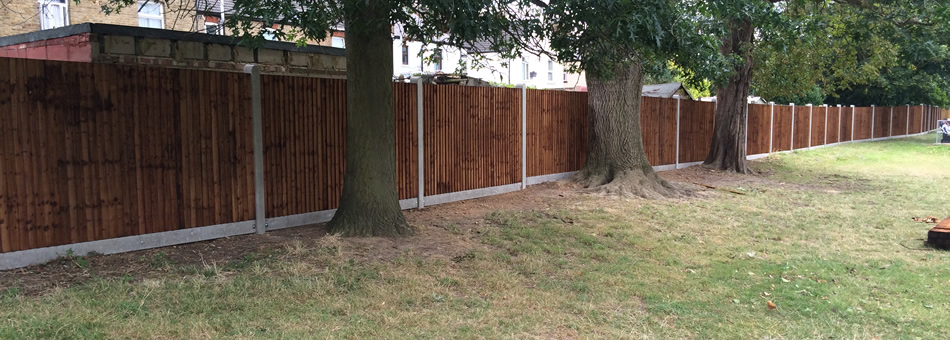 play area fencing installer