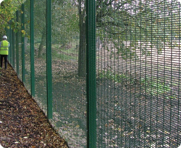 SecureGuard 358 Mesh Fencing
